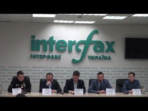 Interfax-Ukraine to host press conference 'On the subject of attacks on Kyiv City Council deputy Volodymyr Nazarenko of the All-Ukrainian Union Svoboda'