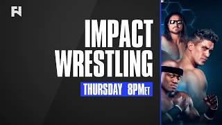 Lashley Returns After Moose Raids American Top Team Gym | IMPACT Thursday at 8p ET