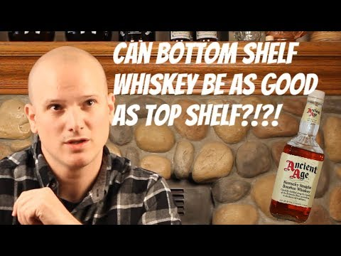 Budget Whiskey!! Ancient Age Bourbon – Blind Review