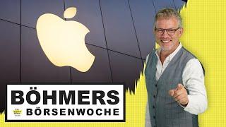Apple Aktie stark
