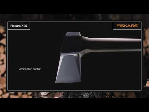 Sekera FISKARS X25