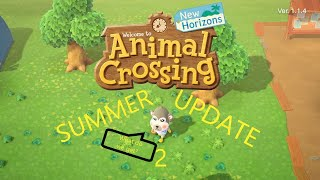 Animal Crossing New Horizons - Meet a new character in a dreamworld & Island backup confirmed