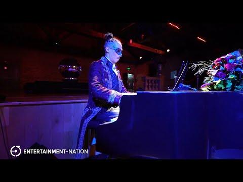 Sergio Ivory - Gala Dinner Pianist
