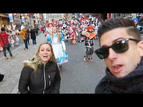 Crashing the Parade