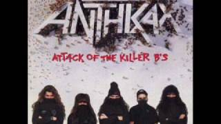 Anthrax-Parasite