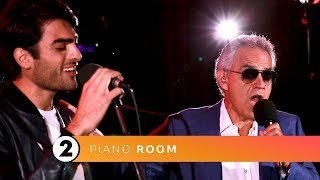 Andrea & Matteo Bocelli   Fall On Me (Radio 2 Piano Room)