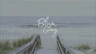 BTS - Blue & Grey [INDO LIRIK]