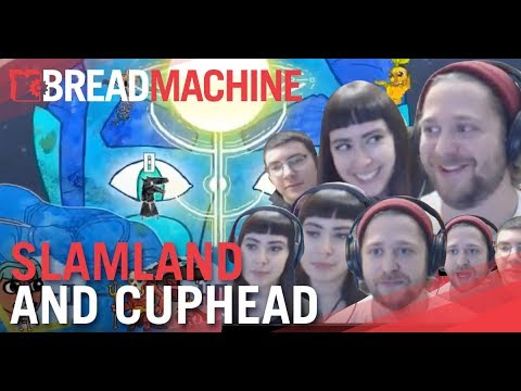 Slam Land Testing! And Cuphead! thumbnail