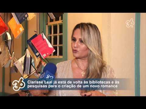 GIRO 36 ENTREVISTA | LANÇAMENTO LIVRO CLARISSE LEAL