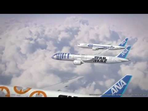 There's Already A BB-8 Branded Plane