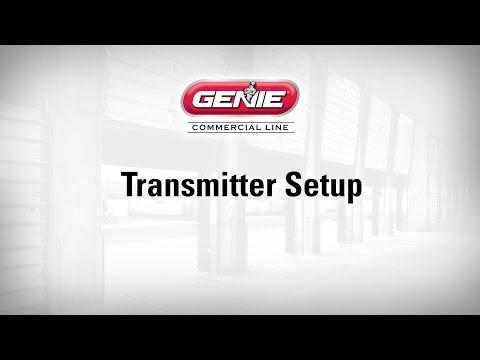Transmitter Setup