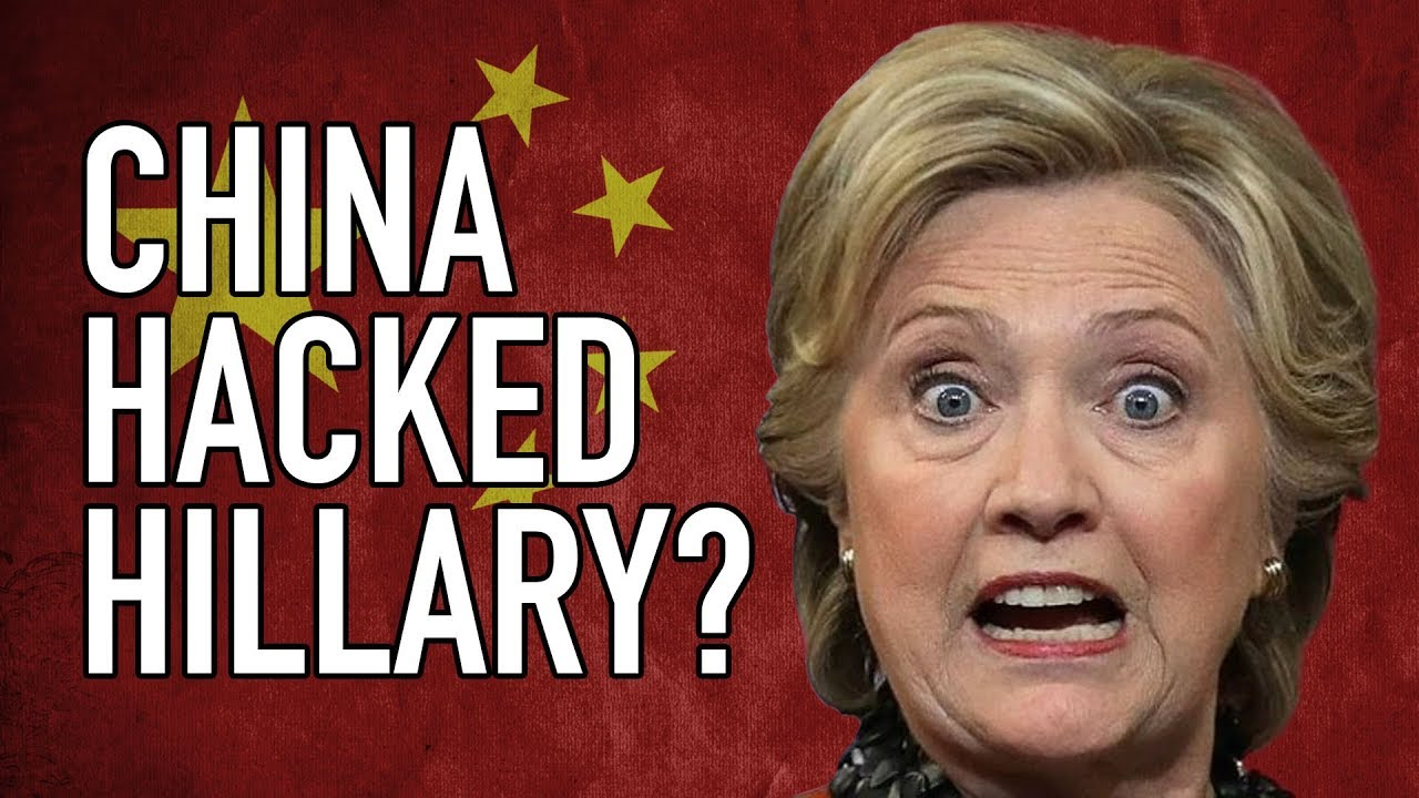 CLINTON Emails HACKED by China?! thumbnail