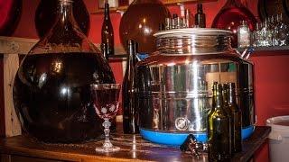 Wino Winogronowe Czerwone cz.3