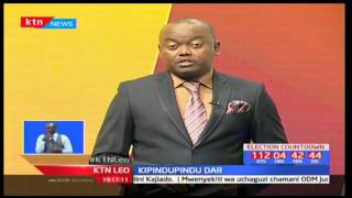 KTN Leo taarifa kamili Sehemu ya pili - Kipindupindu Tanzania - 17/4/2017