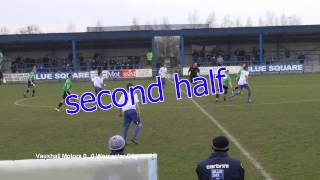 preview picture of video 'Vauxhall Motors v Worcester City'
