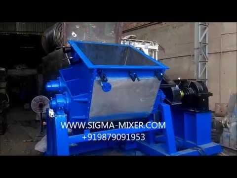 Lab Model Sigma Mixer