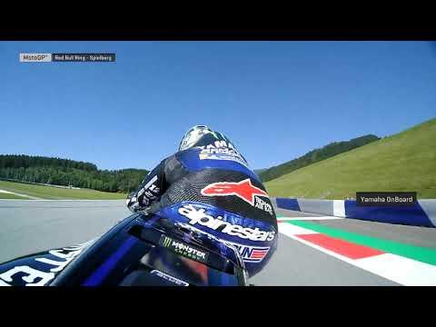 Monster Energy Yamaha OnBoard: myWorld Motorrad Grand Prix von Österreich