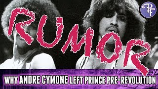 Rumors About Why Andre Cymone Left Prince's Band