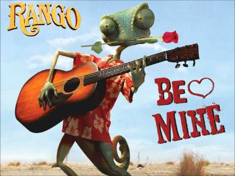 RANGO - FULL Original Movie Soundtrack OST - [HQ]