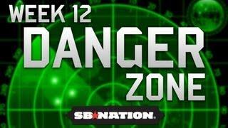 College Football Week 12 Danger Zone thumbnail