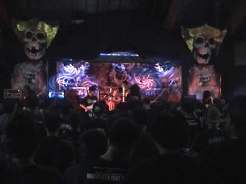 Plasmoptysis - Breeds of the Malevolence (Live at Bali Death Fest 2010)