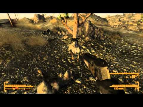 Fallout New Vegas Rareunique Weapon Big Boomer смотреть онлайн
