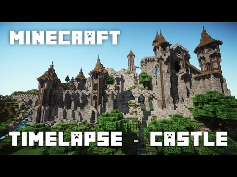 epic medieval castle download minecraft project
