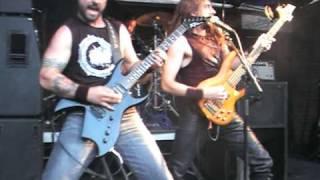 Absu - Highland Tyrant Attack (Stonehenge Festival 2009)