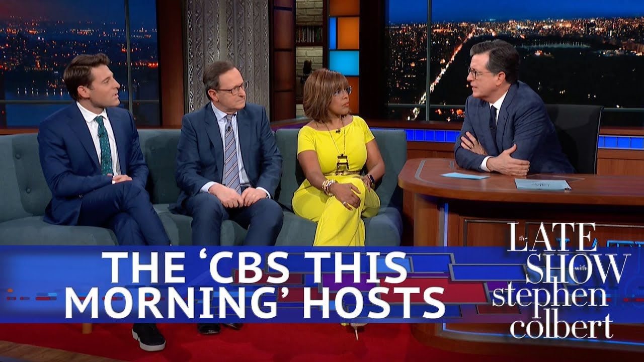 Meet The New Anchors Of 'CBS This Morning' thumbnail