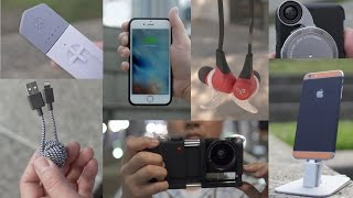 Top MUST have Accessories for iPhone! (2016)