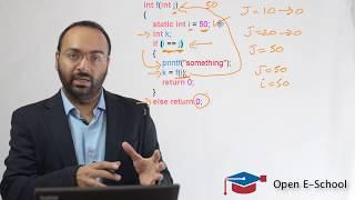 GATE CSE 2018 - Video Tutorials (Programming In C - Previous Year Questions) - 2 (Open E-School)