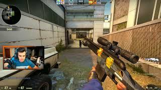 """""""EL GUIRI FLAMER!!""""Counter-Strike: Global Offensive #213 -sTaXx"""