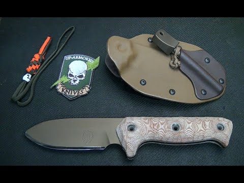 FFS Survival Knife  Up-Armored Knives