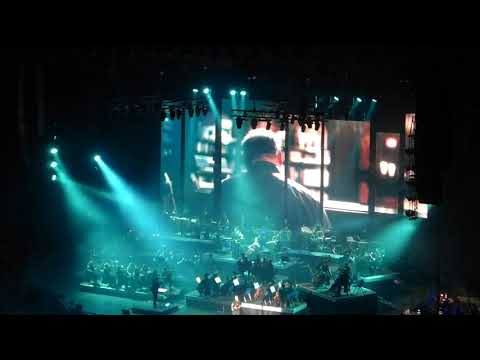 Inception,  Hans Zimmer at Mercedes-Benz Arena, Berlin, Germany 29.04.18
