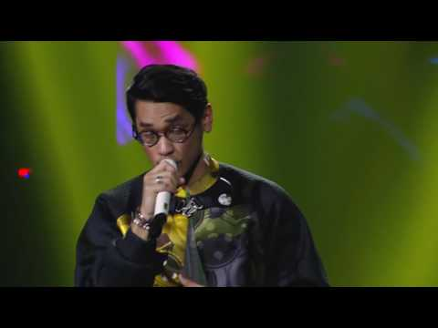 "Afgan ""Knock Me Out"" I The Journey GlobalTV 2016"