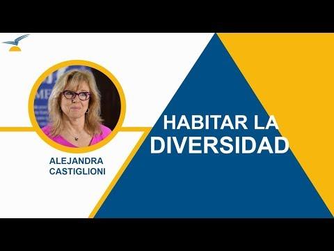Alejandra Castiglioni: Habitar la diversidad