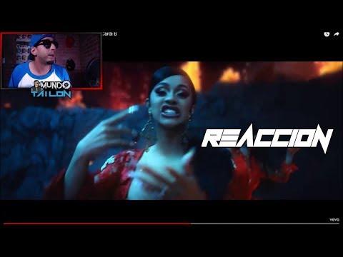 DJ Snake - Taki Taki ft. Selena Gomez, Ozuna, Cardi B [Reaccion]