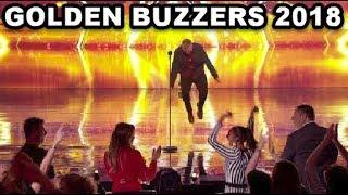 Best ★ GOLDEN BUZZERS ★ 2018 | America's Got Talent 2018 | Britain's Got Talent 2018