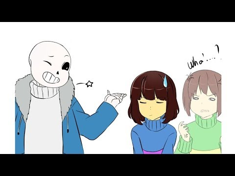 You are awesome【 Undertale and Deltarune Comic Dubs 】