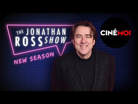 The Jonathan Ross Show Season 16 (Trailer) | Watch it exclusively on CINÉMOI