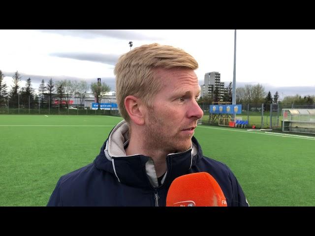 Kristján Ómar: Skorti gæði til að búa til stöður