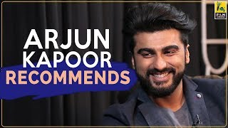 Arjun Kapoor On His Favourite Films | FC Recommends