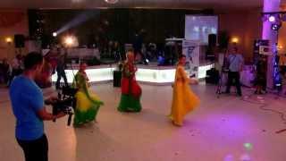 Bollywood Tanzgruppe Afghanische Hindu Hochzeitsfeier Frankfurt/Hanau - Bollywood Hochzeit Plan