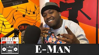 E-Man on Music and Party Promoting, Generating trending topics, and more | iLLANOiZE Radio