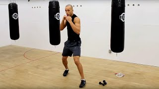 Boxing. 20 Minute In Home Boxing Workout. Boxe d