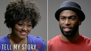 Does Money Matter in a Relationship? 💰 | Tell My Story, Blind Date #5