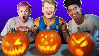 2HYPE Pumpkin Carving Contest!