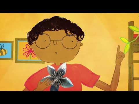 Make Origami Flowers With Errol! Golden Toad Theatre