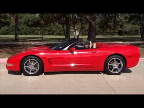 Video of '00 Corvette - R0Z7