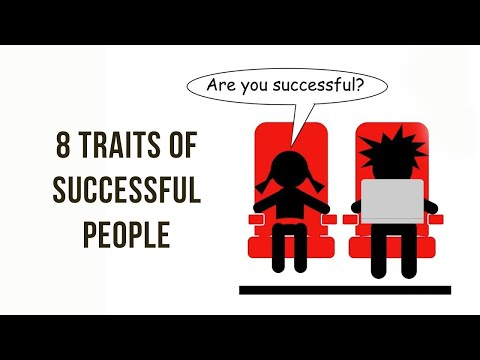 8 traits of successful people – Richard St. John
